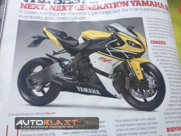 yamaha R1 2014 autoblastz 1