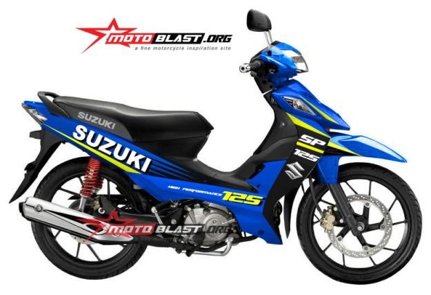 SHOGUN SP125-LIVERY MOTOGP2