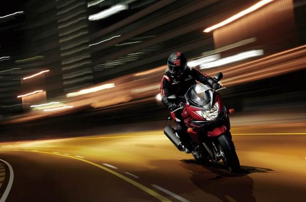 suzuki bandit 1250S ABS 2015-10
