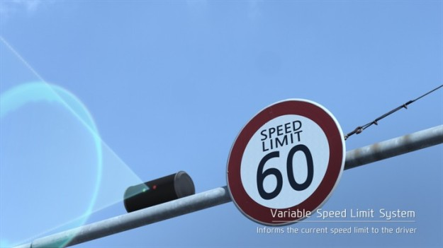 Hyundai's Variable Speed Limit System
