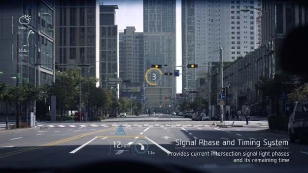 Hyundai's Signal Phase and Timing System