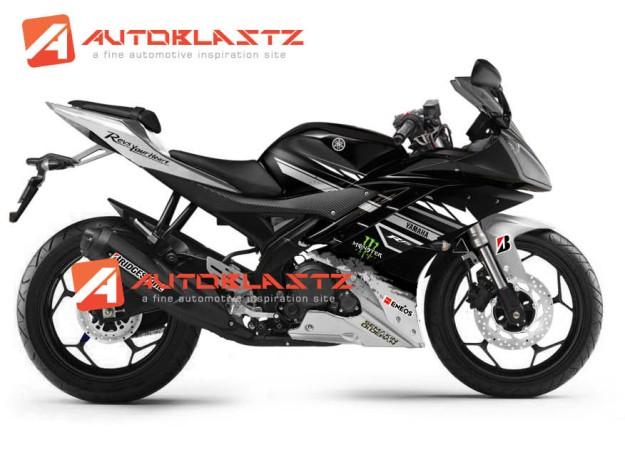 yamaha R15 BLACK-PROTOTYPE MOTOGP 2013