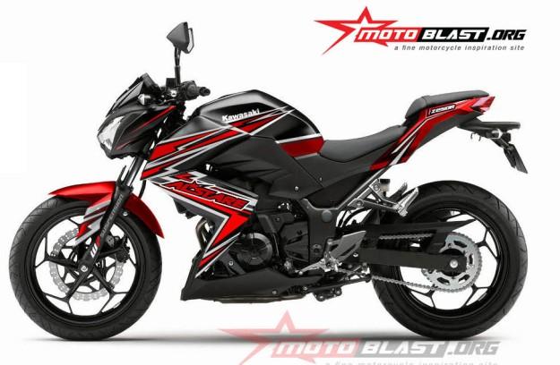 Z250R BLACK - ALSTARE1