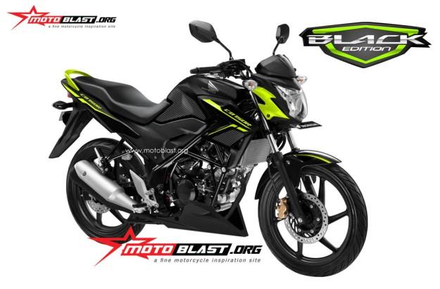 CB150R-BLACK NEW 2015 - 1