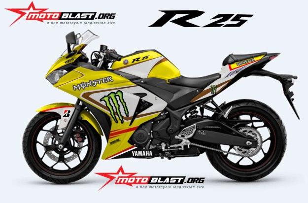 YAMAHAR25-yellow