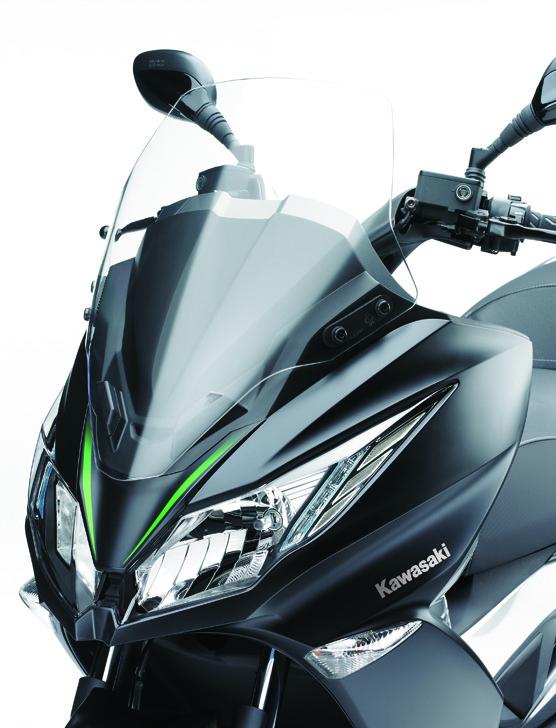 Kawasaki J125 2015 - 3