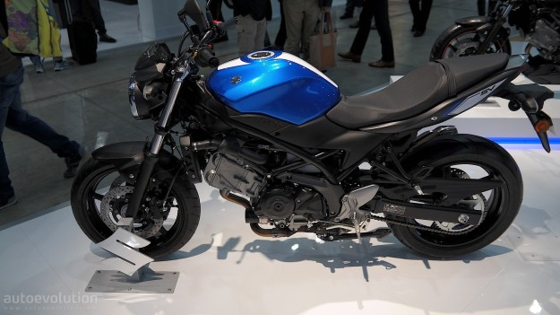 Suzuki SV650 2016 EICMA-22