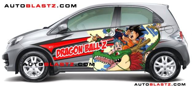 BRIO DRAGON BALL