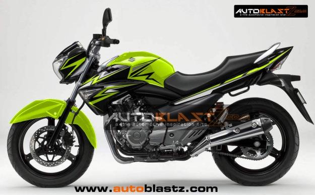 INAZUMA BLACK GREEN THUNDER1