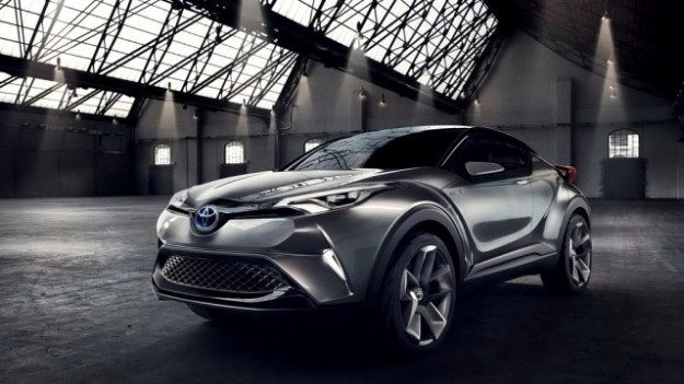 Toyota CR-H