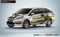 HONDA MOBILIO BUMBLE BEE motoblast